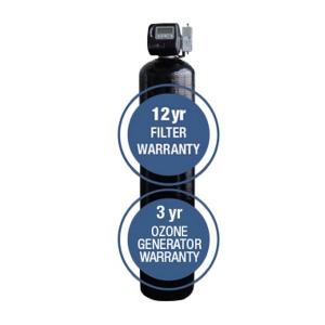 EWS Superior Ozone Enhanced Iron/Manganese/Sulphur Filter