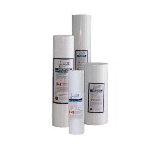 Melt Blown Polypropylene Cartridges / Standard and Jumbo