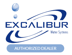 Excalibur authorized dealer logo