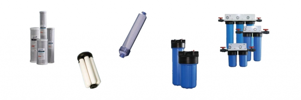 filters, cartridges & housings