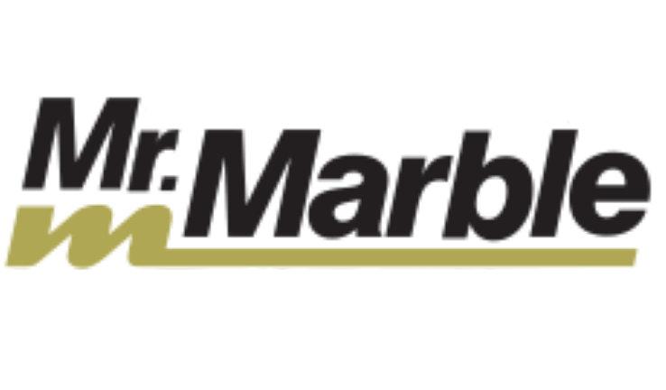 mr. marble logo
